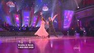 Brooke Burke & Derek Hough - Viennese Waltz