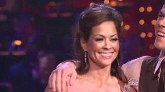 Brooke Burke & Derek Hough - Viennese Waltz - Finale