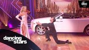 Sailor Brinkley-Cook's Foxtrot – Dancing with the Stars