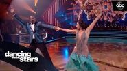 Ray Lewis' Foxtrot - Dancing with the Stars 28