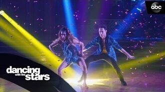 Ally Brooke's Freestyle - Dancing with the Stars