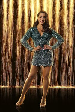Aly dwts