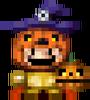 Hidden Pumpkin Knight Set