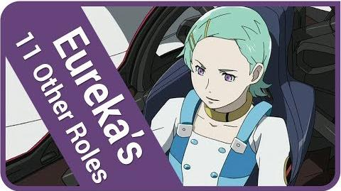 11 Roles with Same Voice Actress as Eureka from Eureka Seven
