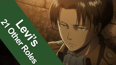 21 Characters That Share The Same Voice Actor As Attack On Titan's Levi