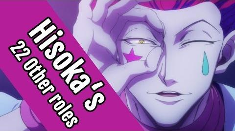 22 Characters That Share The Same Voice Actor as Hunter x Hunter's Hisoka