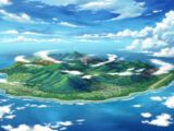 Divine Reborn Island
