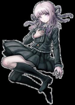 Kyoko child transparent