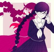 Toko and Jack by kurokku-tokei