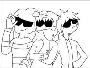 Super trio DSZ