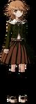 Chihiro Fujisaki Beta Sprite (PSP)
