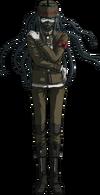 Danganronpa V3 Korekiyo Shinguji Fullbody Sprite (9)
