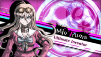 Danganronpa V3 Miu Iruma Introduction (Demo Version)