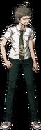 Hajime Hinata Fullbody Sprite 10