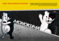 Promo Profiles - Danganronpa 1 (English) - Monokuma