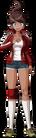 Danganronpa 1 Aoi Asahina Fullbody Sprite (PSP) (10)