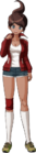 Danganronpa 1 Aoi Asahina Fullbody Sprite (PSP) (11)