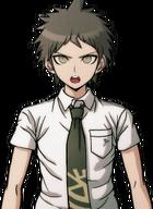 Danganronpa 2 Hajime Hinata Halfbody Sprite (PSP) (2)