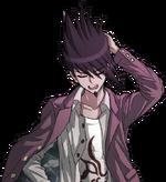 Danganronpa V3 Bonus Mode Kaito Momota Sprite (Redrawn) (Vita) (4)
