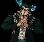 Danganronpa V3 Bonus Mode Nekomaru Nidai Sprite (Vita) (7)