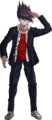 Danganronpa V3 Kaito Momota Fullbody Sprite (High School Uniform) (2)