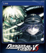 Danganronpa V3 Steam Trading Card (7)