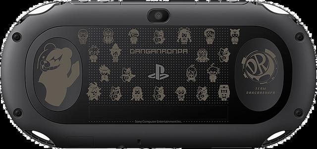 File:Danganronpa Vita Console Black.png