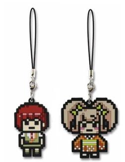 File:FuRyu Minna no Kuji Dot Rubber Mascots Mahiru Koizumi and Hiyoko Saionji OOB.jpg