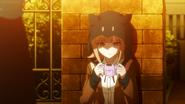 Nanami waits for Hinata