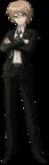 Danganronpa 2 Byakuya Togami Fullbody Sprite (12)