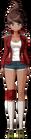 Danganronpa 1 Aoi Asahina Fullbody Sprite (PSP) (1)
