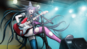Danganronpa 2 CG - Ibuki Mioda's concert (2)