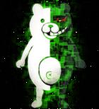 Danganronpa 2 Hidden Monokuma Fullbody Sprite (PSP) (6)