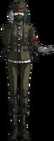 Danganronpa V3 Korekiyo Shinguji Fullbody Sprite (2)