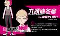 Promo Profiles - Danganronpa 3 Despair Arc (Japanese) - Fuyuhiko Kuzuryu