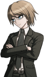 Byakuya Togami Another Episode Halfbody Sprite (2)