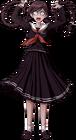 Danganronpa 1 Toko Fukawa Full Body Sprite (PSP) (7)