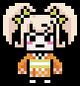 Danganronpa 2 Island Mode Hiyoko Saionji Pixel Icon (1)