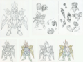Danganronpa Another Episode Beta Design Hero Robot Mark Guyver (1)