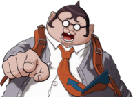 Danganronpa Hifumi Yamada Halfbody Sprite (PSP) (14)