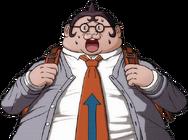 Danganronpa V3 Bonus Mode Hifumi Yamada Sprite (Vita) (9)