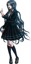 Danganronpa V3 Tsumugi Shirogane Fullbody Sprite (Mastermind) (13)