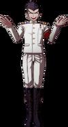 Kiyotaka Ishimaru Fullbody Sprite (3)