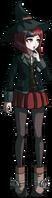 Danganronpa V3 Himiko Yumeno Fullbody Sprite (35)