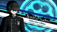 Danganronpa V3 Shuichi Saihara Introduction (French)