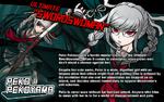 Promo Profiles - Danganronpa 2 (English) - Peko Pekoyama