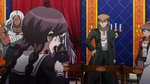 Danganronpa the Animation (Episode 03) - Sayaka taking the knife (39)