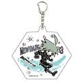 GraffArt K1-B0 Keychain