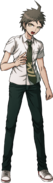 Hajime Hinata Fullbody Sprite 19