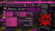 Rantaro Amami Report Card Page 0 (For Kaede, Deceased)